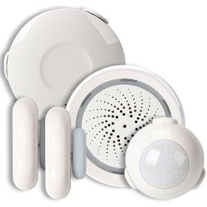 BAZZ Smart Home Condo Alarm System Kit