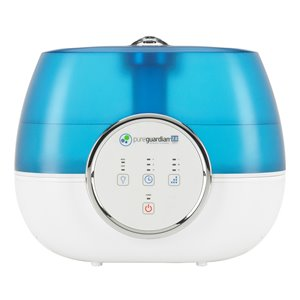 PureGuardian H4750AR Ultrasonic Cool Mist Humidifier - 120-Hour