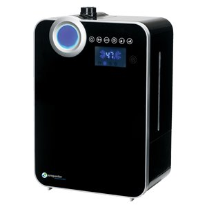 PureGuardian H8000BCA Smart Mist Ultrasonic Humidifier - 2-Gal - 120-Hour