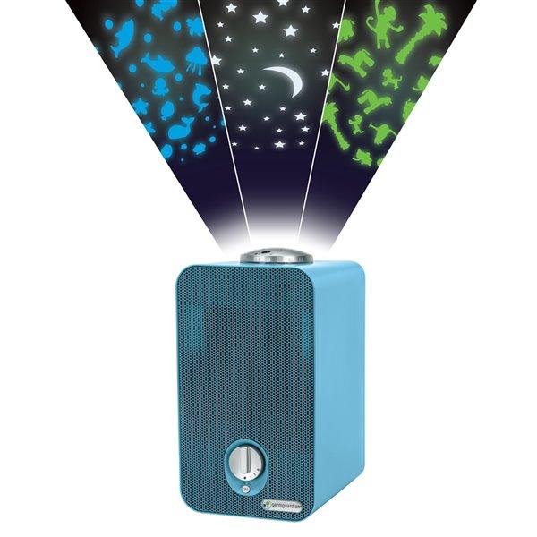 GermGuardian AC4150BLCA Night-Night 4-in-1 Air Purifier - Blue