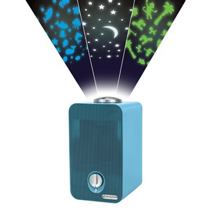 Purificateur d'air 4-en-1 GermGuardian AC4150BLCA Night-Night, bleu