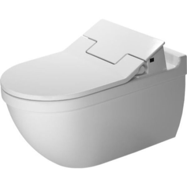 Duravit Starck 3 Wall Mounted Toilet White 14 38 In X 24 38 In 2226590092 Rona