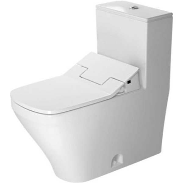 Duravit DuraStyle One-Piece Toilet - Seat Not Included - White