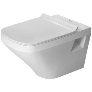 Toilette suspendue Duravit DuraStyle, blanche, 14,63 po x 21,25 po