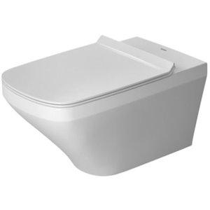 Toilette suspendue Duravit DuraStyle, blanche, 14,63 po x 24,38 po