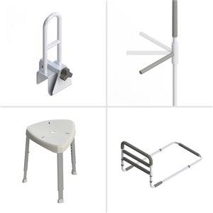 Trousse de sécurité à domicile par HealthCraft Products, 4 mcx