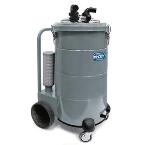 McCoy 100L  3-Motor Dry-Only Heavy-Duty Industrial Vacuum