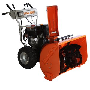 Snow Beast Snowblower - 420cc 15 HP - 36-in