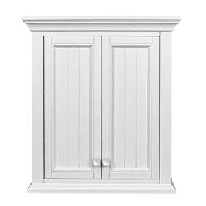 Armoire murale Brantley de Foremost, 28 po x 24 po, blanc