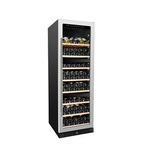 KUCHT 177-Bottle Dual Zone Wine Cooler