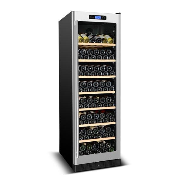 KUCHT 177-Bottle Dual Zone Wine Cooler