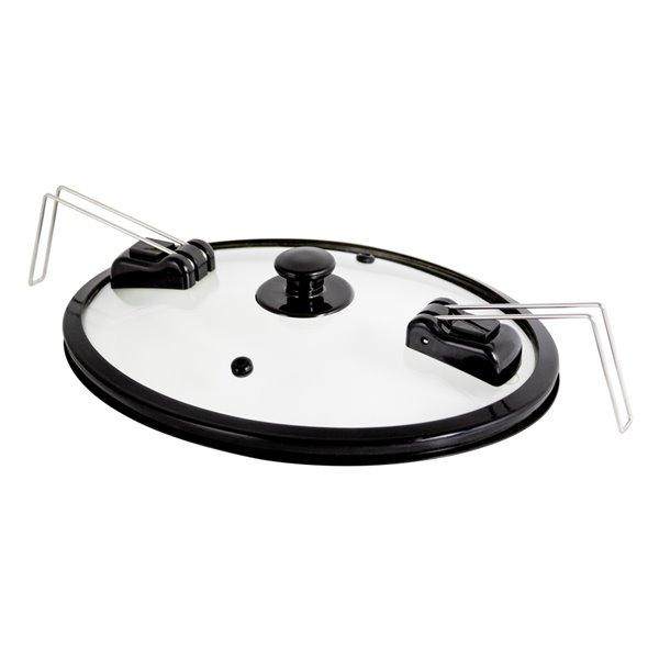 Mijoteuse électrique avec couvercle verrouillable Kalorik, 7,6 litres