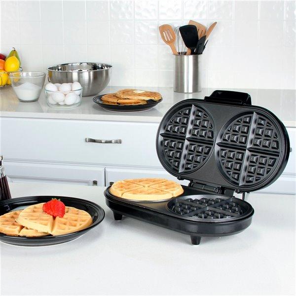 Kalorik Double Belgian Waffle Maker