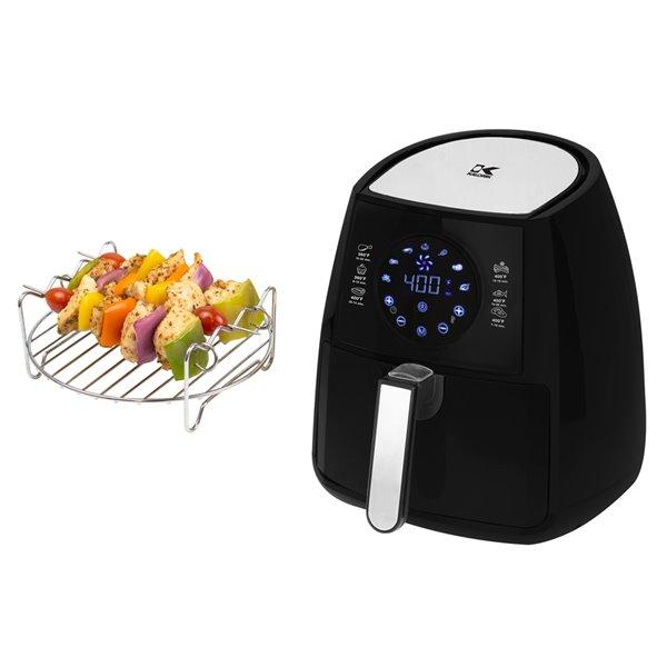 Kalorik 3.2 Qt. Digital Air Fryer  - Black