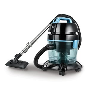 Kalorik Water Filtration Vacuum Cleaner - Blue