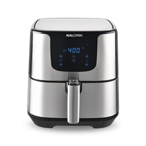 Kalorik 3.5 Qt. Air Fryer Pro - Stainless Steel