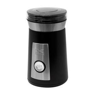 Moulin à café et épices Kalorik noir et acier inoxydable