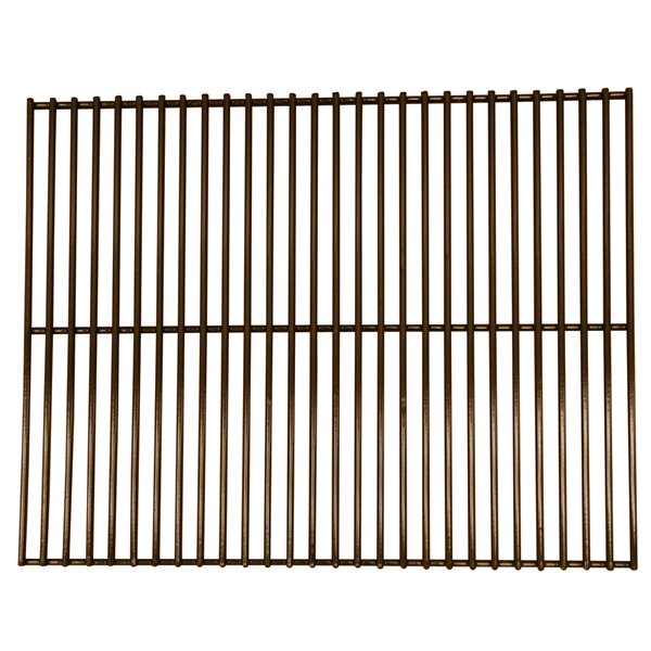 Music Metal City Cooking Grid for MHP and Outdoor Gourmet Gas Grills - 2-in - Porcelain-Coated Steel