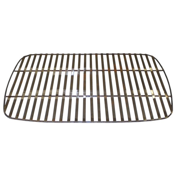 Music Metal City Cooking Grid for Backyard Grill and Uniflame Gas Grills - 25-in - Porcelain-Coated Steel