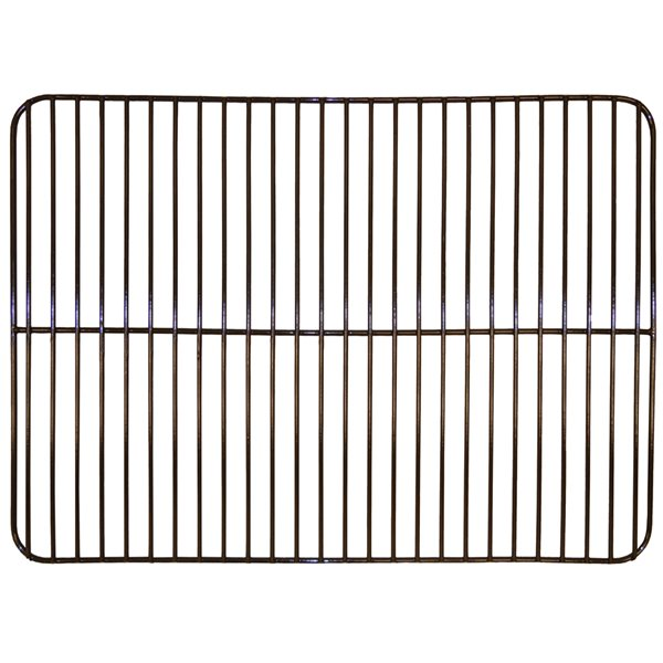 Music Metal City Cooking Grid for Charbroil and Master Chef Gas Grills - 22.5-in - Porcelain-Coated Steel