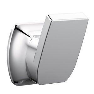 MOEN Via Single Towel Hook - Chrome