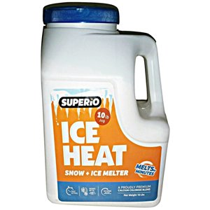 Superio Snow and Ice Melter - 10-lb
