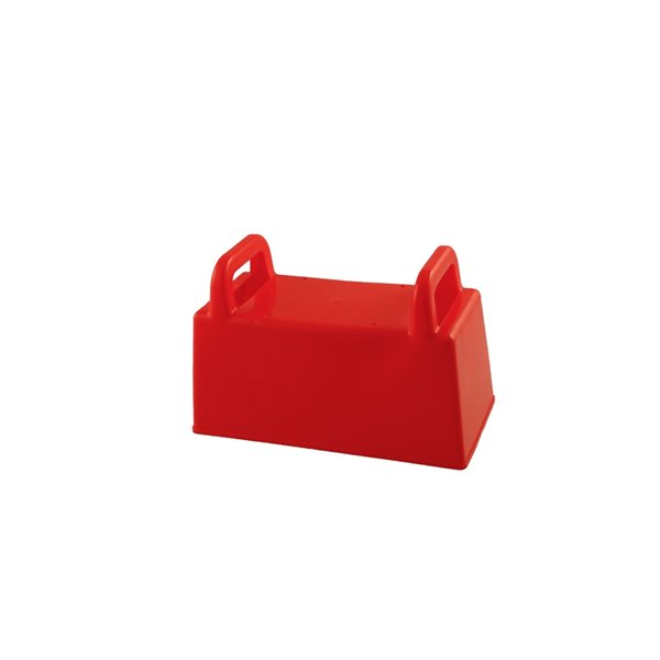Superio Snow Block Maker - 10-in - Red
