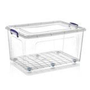 Superio Plastic Storage Box - 80-L