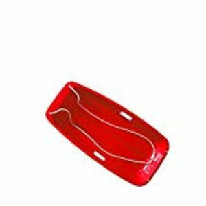 Superio Kids Snow Sled - 35-in - Red
