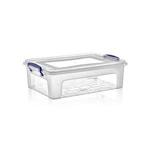 Superio Plastic Storage Box - 9.5-L