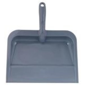 Superio Dust Pan - 10-in x 12-in - Grey