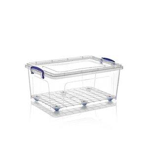 Superio Plastic Storage Box - 30-L