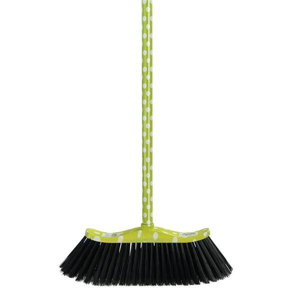 Superio Broom with Excentric Handle - 51-in
