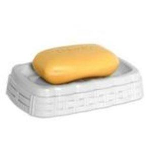 Porte-savon de Superio, blanc