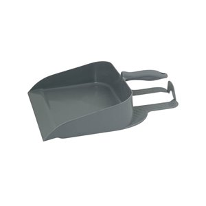 Superio X-Large Step-On Dust Pan - Grey