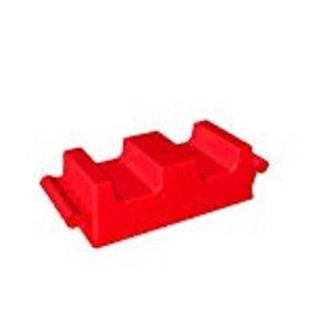 Accessoire pour fabrication de blocs de neige, 12 po, rouge