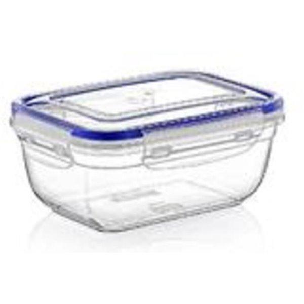 Contenant alimentaire en plastique de Superio, 128 oz