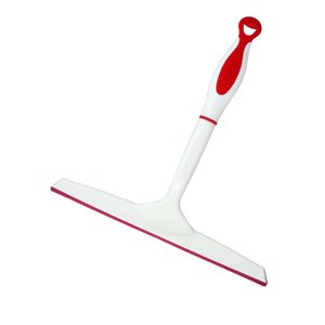 Superio Window Squeegee - 10-in - Red