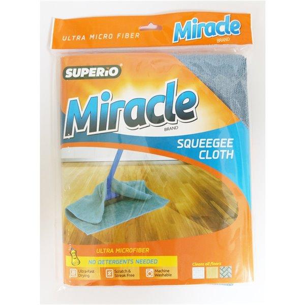 Superio Ultra Microfiber Squeegee Cloth - 20-in x 31-in