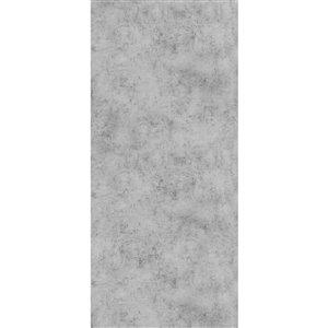 Surface Design Wall Decor Panel - Medium Concrete - 4 ft x 8 ft