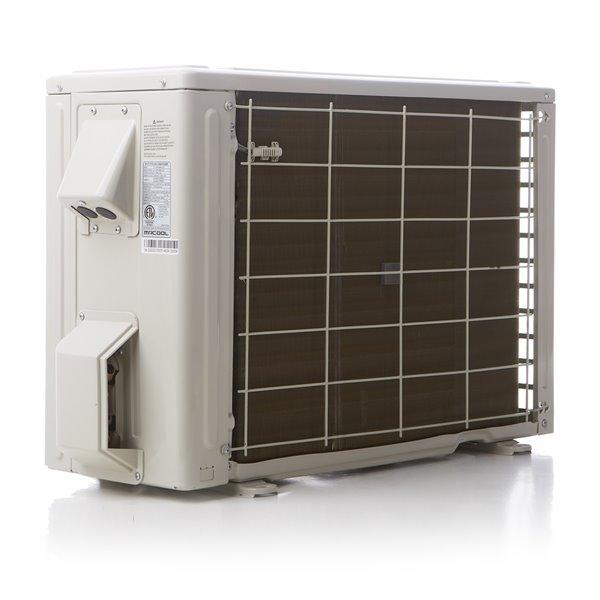 MRCOOL DIY 3rd Gen 18 000 BTU 20 SEER Energy Star Ductless Mini-Split AC and Heat Pump - Wifi Remote Control