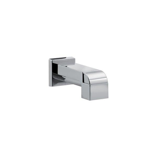 DELTA Ara Tub Spout - Pull-Up Diverter - 7.19-in - Chrome
