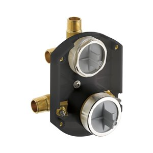 DELTA MultiChoice Universal Integrated Shower Diverter Rough-In