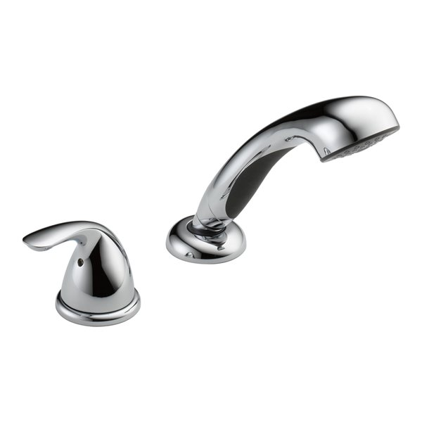 DELTA Classic Hand Shower with Transfer Valve - Chrome