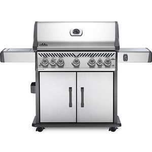 Napoleon Rogue SE 625 Natural Gas Grill - 88,500 BTU - Stainless Steel