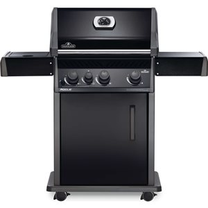 Napoleon Rogue 425 Natural Gas Grill - 45,000 BTU - Black
