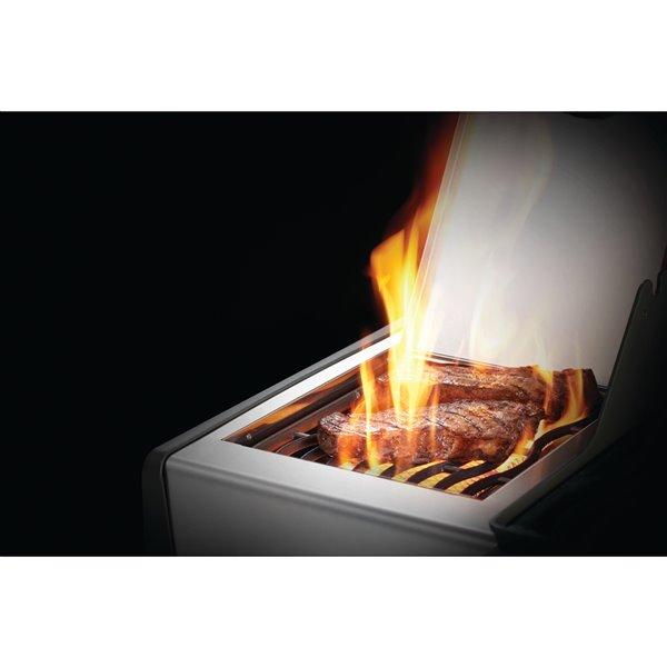 Barbecue au propane Rogue XT 425 de Napoleon, 51 000 BTU, acier-inoxydable
