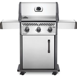 Napoleon Rogue XT 425 Natural Gas Grill - 42,000 BTU - Stainless Steel