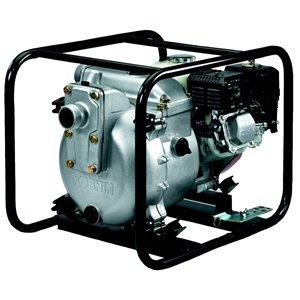 Koshin Trash Pump Powered by Honda - 2-in - 4.8 HP