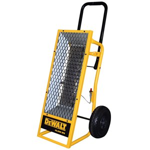 DeWALT Radiant Propane Heater - 45,000 BTU - 1125 sq ft
